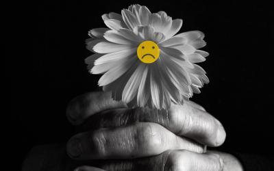Speak your grief in an emoji?